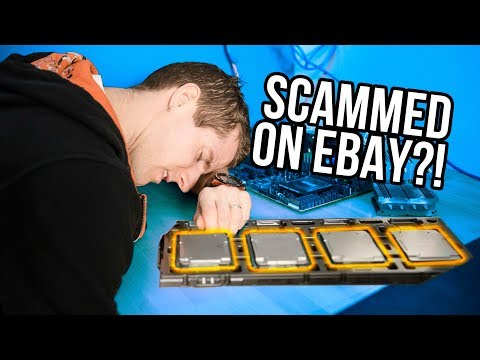 Scammed on ebay Testing the 56 CORE system