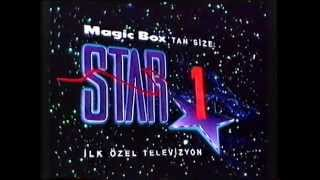 İlk Özel Televizyon Magic Box Star Tanıtım Videosu