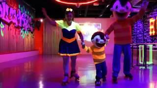 Pepo Baila   # 1 -En El Patinadero   El Show De Bely Y Beto