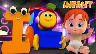 Phonics Letter I | Learning Street With Bob The Train | ABC Songs Videos For Babies by Kids Tv