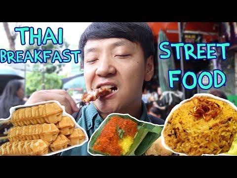 Xxx Mp4 Thai BREAKFAST Street Food Tour In Bangkok Silom Soi 20 3gp Sex