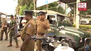 Armed gang opens fire at STF vehicle in Kurana