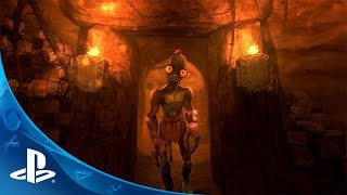 Oddworld: New 'n' Tasty -- E3 2014 Trailer
