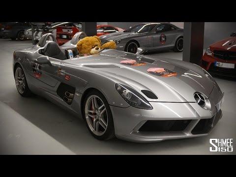 The SUPER RARE SLR Stirling Moss!