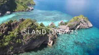 Raja Ampat Misool Eco Resort Indonesia Islands 4k