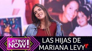 Así Cantan Las Hijas De La Fallecida Mariana Levy | Latinx Now! | Entretenimiento