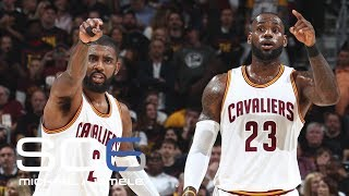 LeBron James 'Devastated' By Kyrie Irving Trade Request | SC6 | ESPN