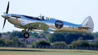 Silver Spitfire encounters challenging weather on the second week of their around-the-world trip