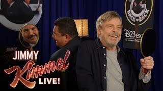 Guillermo Back-to-Back with Stars at Disney