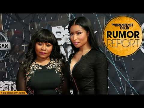 Xxx Mp4 Nicki Minaj S Mom To Do Interview Regarding Her Son S Trial 3gp Sex