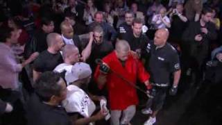 GSP Entrance UFC 83