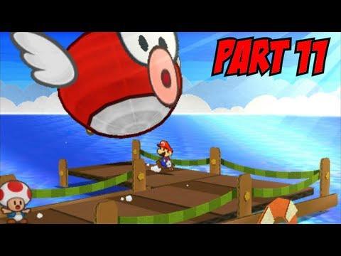 Paper Mario Sticker Star Part 11