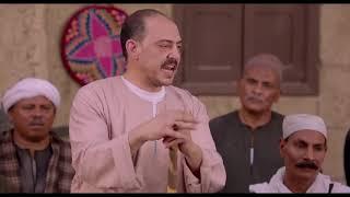 مسلسل ريح المدام  - سلطان الناجي يفوز على غشيم الناجي في التحطيب بطريقة كوميدية