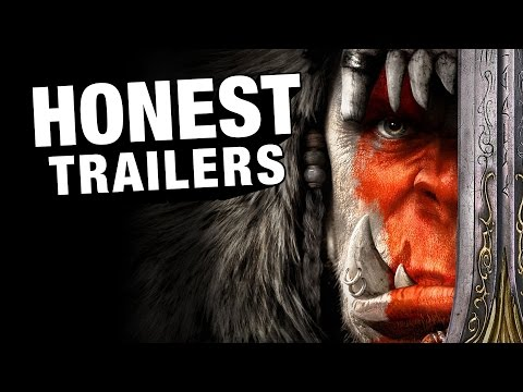 Honest Trailers Warcraft Feat. MatPat of Game Theory