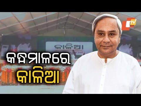 Xxx Mp4 Odisha CM Attends KALIA Meet In Kandhamal District 3gp Sex