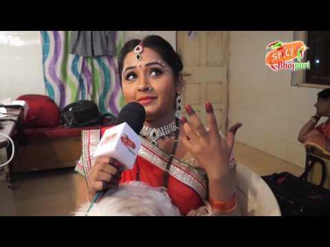 कौन है Kajal Raghwani का असली हीरो? देखिये Exclusive Interview   Spicy Bhojpuri