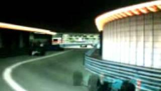 GP4 - Great Racing and Crash at Monaco