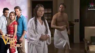 Alejandro corre a María de la hacienda | Lo que la vida me robó - Televisa