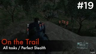 【MGSV:TPP】Episode 19 : On the Trail (S Rank/All Tasks/Perfect Stealth)