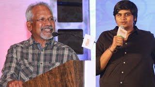 Mani Ratnam Praises Karthik Subbaraj | Stone Bench Films and Originals