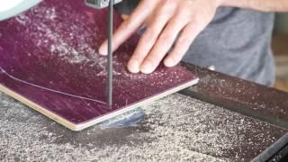 Creature DIY Skateboard Deck- DIY Cru!
