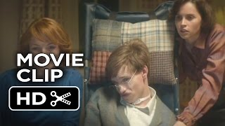 The Theory of Everything Movie CLIP - My Name is Stephen Hawking (2014) - Eddie Redmayne Movie HD