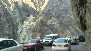 Kabul to Jalalabad Afghanistan 2017. Best video