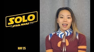 Solo: A Star Wars Story - Movie Review Non Spoiler