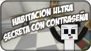 TUTORIAL Entrada Secreta Con Contraseña Minecraft Xbox 360/One/PS3/PS4/PSVita/PC