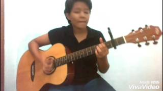 EASY WAY OF PLAYING SECRET LOVE SONG BY LITTLE MIX FT. JASON DERULO GUITAR COVER