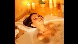 How To Make A Bubble Bath - DIY Bubble Bath Easy