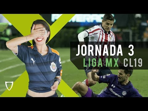 Xxx Mp4 Resumen Goles Jornada 3 Liga MX Clausura 2019 FUTBOL MX 3gp Sex