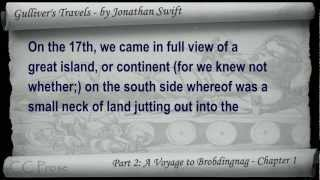 Part 2 - Chapter 01 - Gulliver's Travels by Jonathan Swift