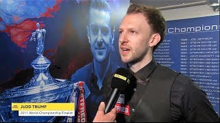 Trump to play Higgins in QF 2018 World Championship Snooker