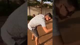 IBA ONE ft DJ MOH en plein Tournage du Nouveau clips 2018
