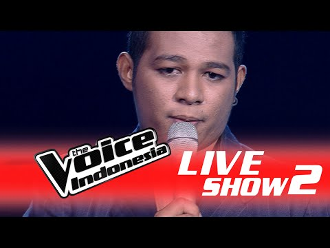Mario G Klau Malaikat I Live Show 2 I The Voice Indonesia 2016