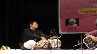 Famous (Punjab Gharana) Tabla Artist,  Sh. Jaidev Ji &Dr Harvinder kumar Sharma