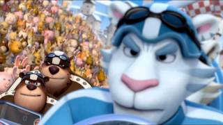 The Little Penguin: Pororo's Racing Adventure - Trailer - 2013 - Animated Kids Movie
