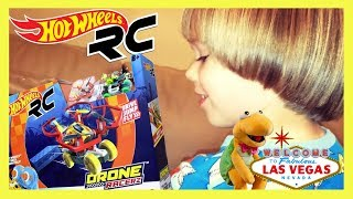 Hot Wheels Drone Racerz - Review by Winston from Terry Fator & Sweetie Fella Aleks