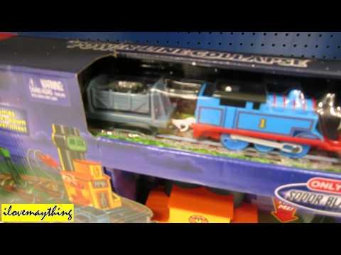 Thomas & Friends Sodor Blackout Power Line Collapse