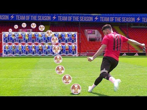 EXTREME FIFA 19 PREMIER LEAGUE TOTS ULTIMATE TEAM BATTLE BILLY WINGROVE VS JEREMY LYNCH