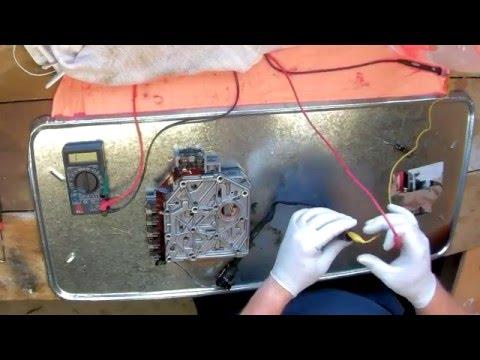 VW VR6 01m Transmission Repair - Part 1 of 4