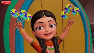 Chocolate! Chocolate! | Hindi Rhymes for Children | Infobells