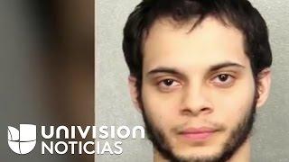 No aplicaría la pena de muerte para Esteban Santiago por tiroteo en Fort Lauderdale, según su herman
