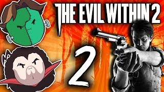 The Evil Within 2: A Pun-filled Episode! - PART 2 - Game Grumps