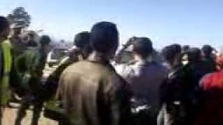 Beni Saf (grève travailleur scibs 2013)   [ algerie]