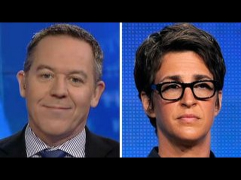Gutfeld Maddow falls for Trump s baited trap