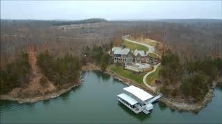 Secret Mansion at Lake of the Ozarks