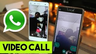 Official : WhatsApp Video Calling Feature Live | Demo + Download Link