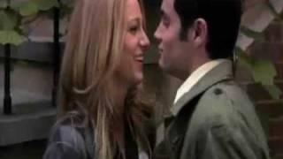 Gossip Girl Dan Serena 1x07 school